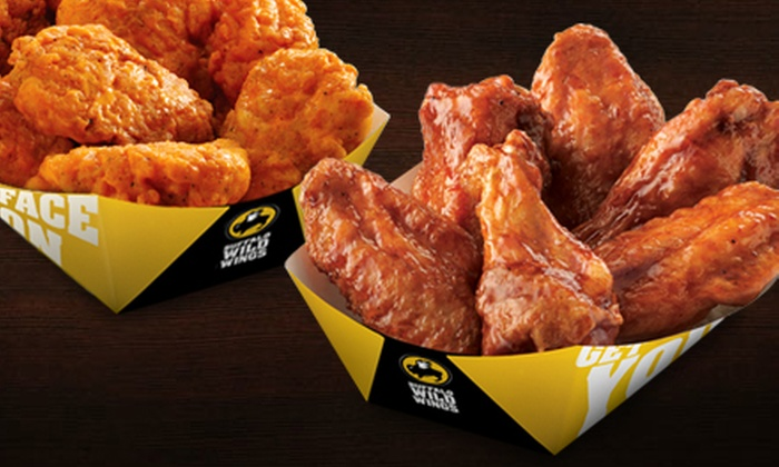 Buffalo Wild Wings Sidney & Troy - Multiple Locations: Food and Non-Alcoholic Beverages at Buffalo Wild Wings (Up to Half Off). Two Options Available.