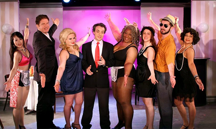 """The Jackie Mason Musical"" - Broadway Comedy Club: ""702 Punchlines and Pregnant: The Jackie Mason Musical"" at Broadway Comedy Club, June 15–July 22 (Up to 49% Off)"