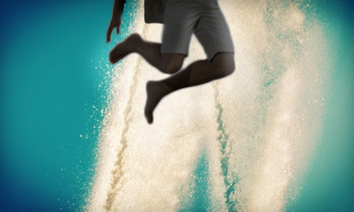 Miami Water Sports - Bayshore: $149 for a Flight with a Water-Propelled Jetpack from Miami Water Sports ($300 Value)