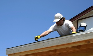 Jet Renovation:  $50 for a Roof Inspection and $100 Toward Repairs or $250 Toward Roof Replacement from Jet Renovation (Up to $250 Value)