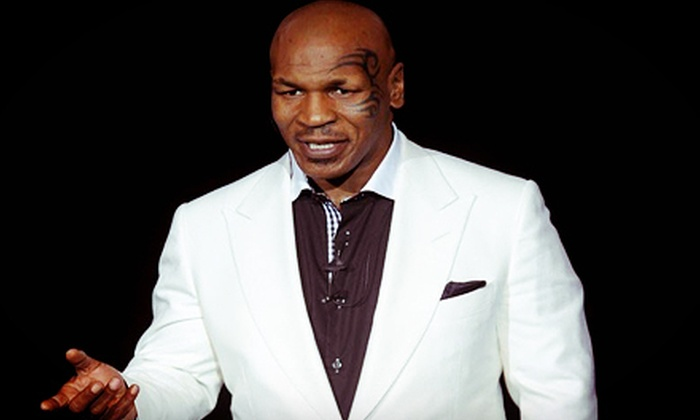 """Mike Tyson: Undisputed Truth"" - Comerica Theatre: $30 to See ""Mike Tyson: Undisputed Truth"" at Comerica Theatre on Saturday, February 23, at 8 p.m. (Up to $61 Value)"