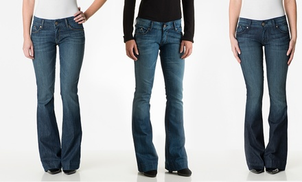 Dylan George Women's Flare Jeans. Multiple Styles Available. Free Returns.