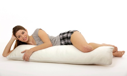 Ideal Comfort Resort Memory Foam Body Pillow