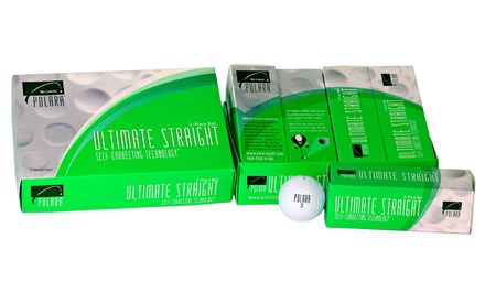 Polara Ultimate Straight Golf Balls