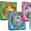 Kids' 50-Piece Round Table Puzzle