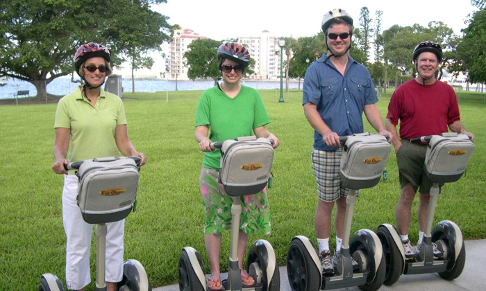 Half Price Tour Tickets - City Center: $25 for a Two-Hour Segway Rental from Half Price Tour Tickets (Up to $50 Value)