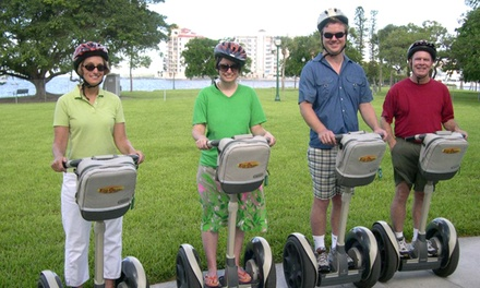 $25 for a Two-Hour Segway Rental from Half Price Tour Tickets (Up to $50 Value)