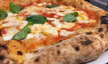 Menu pizza con dolce e birra a 16,90€euro