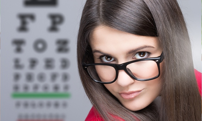 Dr Lizeth Delgado - Multiple Locations: Eye Exam or Contact-Lens Exam from Dr Lizeth Delgado (Up to 52% Off)
