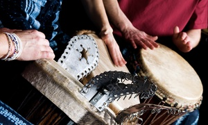 Sound and Rhythm Drumming Studio: $29 for an African-Drumming Series at Sound and Rhythm Drumming Studio ($65 Value)