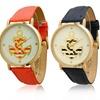 Women's Nautical Anchor Watch with Rhinestones
