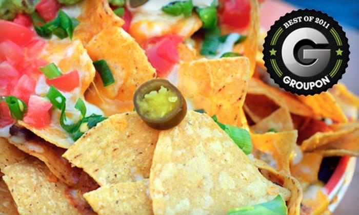 OK Patron Fajita Bar - Perrysburg: $10 for $20 Worth of Mexican Fare at OK Patron Fajita Bar