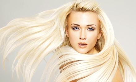 Forfait coiffure avec couleur, mèches ou balayage en option dès 19 € chez Lazorthes Académie