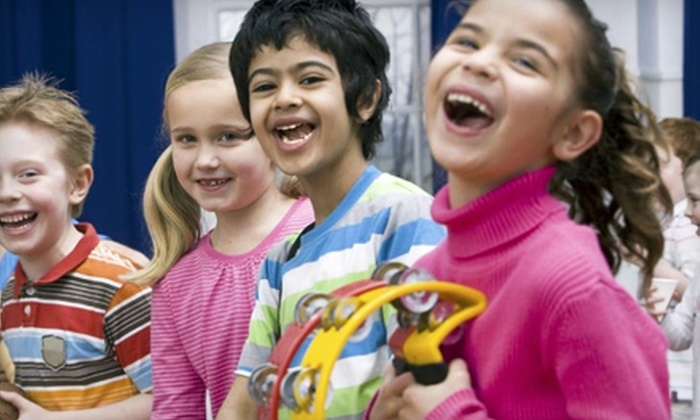 VOICES Studio - North Scottsdale: $59.99 for One Month of Preschool Performing Arts Academy for Kids Aged 3–5 at Voices Studio ($289 Value)