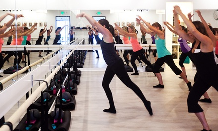 One or Two Months of Unlimited Classes at           Xtend Barre (Up to 66% Off)