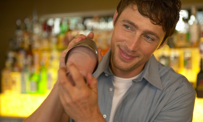 Bartending School of Denver - Virginia Village: $189 for a 40-Hour Bartending Course with Textbooks at The Bartending School of Denver ($414 Value)