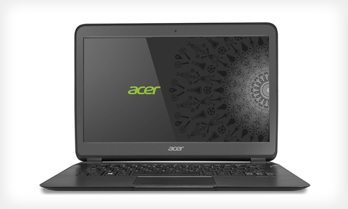 """Acer Aspire 15.6"""" LED 8GB Touchscreen Notebook: $469.99 for Acer Aspire 15.6"""" LED HD Touchscreen Notebook (Refurbished) ($699 List Price). Free Shipping and Returns."""