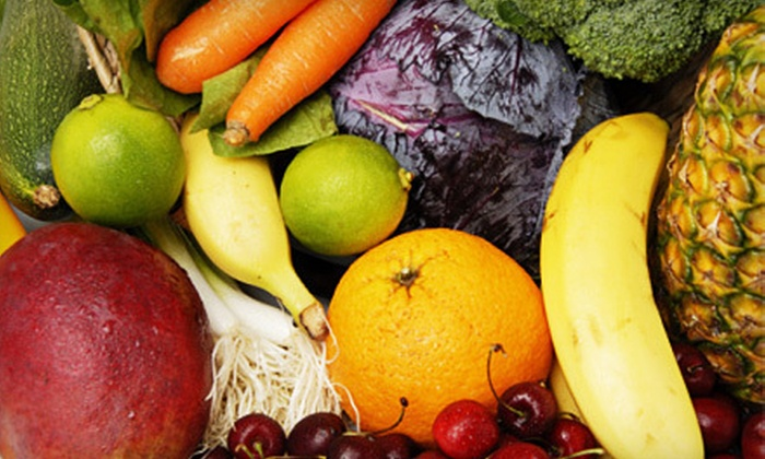 Mile High Organics: $50 Worth of Organic Delivered Groceries