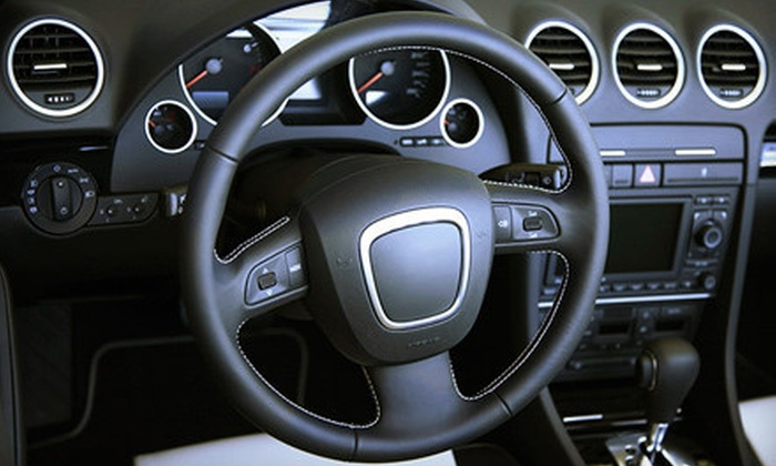 Mint Condition Auto Detail - 29th & Washington: $89 for a Full Interior and Exterior Auto Detail at Mint Condition Auto Detail ($179 Value)