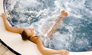 Calme, Luxe & Volupté: 1h30 de spa privatif avec sauna, jacuzzi et coin détente pour 2 ou 4 personnes dès 49 € chez Calme, luxe et volupté