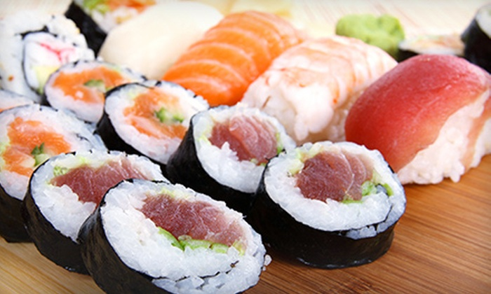 Sushi of Tokyo - Robbinsdale - Crystal - New Hope: $8 for $16 Worth of Sushi and Japanese Food at Sushi of Tokyo