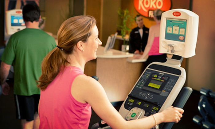 Koko FitClub - Multiple Locations: $39 for a One-Month Unlimited Membership at Koko FitClub ($139 Value). Four Locations Available.