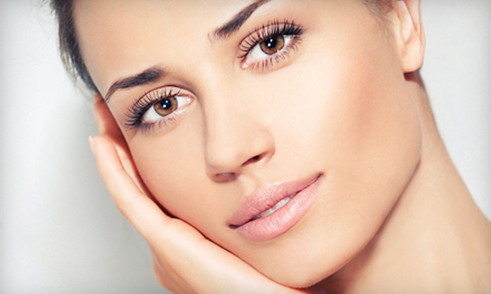Yuva Laser & Skin Care - New City: One, Three, or Five Intraceuticals Oxygen-Infusion Facials at Yuva Laser & Skin Care (Up to 72% Off)