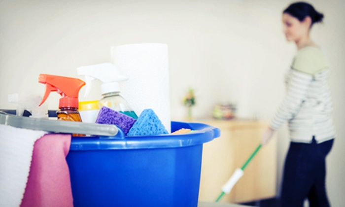 Dream & Clean - Wrightsboro: $139 for Three Hours of Housecleaning by Two Cleaners from Dream & Clean ($304 Value)
