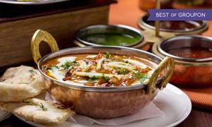 Restauracja Kalyan: Krewetkowa uczta indyjska dla 2 osób od 76,99 zł i więcej opcji w Restauracji Kalyan (do -38%)