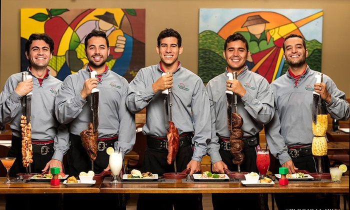 Rodizio Grill - Southern Alexandria: Full Dinner for Two at Rodizio Grill (Up to 35% Off). Four Options Available.