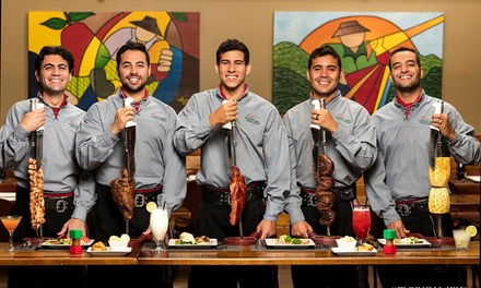 Full Rodizio Dinner with Drinks and Dessert at Rodizio Grill Allentown (Up to 36% Off).