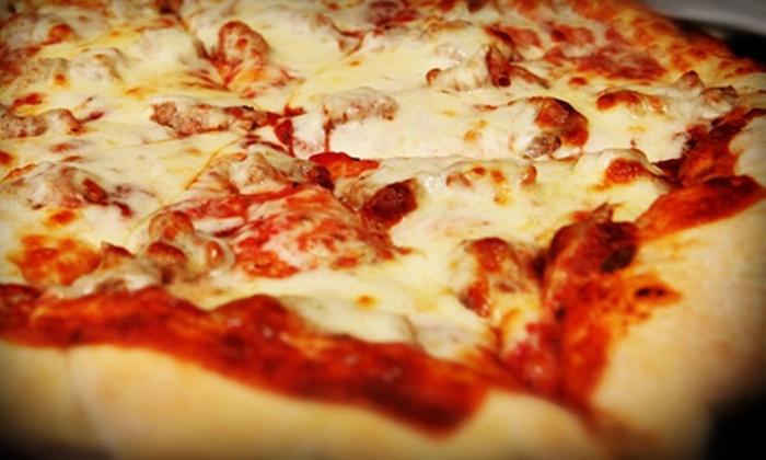 Wa-Pa-Ghetti's Pizza - Wheeling - Northwood at Buffalo Grove: Pizza and Italian Food at Wa-Pa-Ghetti's Pizza (Half Off)