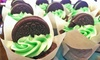 Roc's Cupcakes - Watsonville: $15 for Two Groupons, Each Good for Four Regular Cupcakes at Roc's Cupcakes ($24 Total Value)