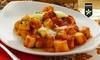 Menu tipico a Posillipo fino -73%