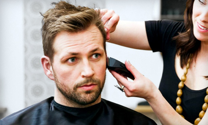 The Guys Hair Shop - Brookwood Centre: One or Two Men's Haircuts at The Guys Hair Shop in Fenton (Up to 53% Off)