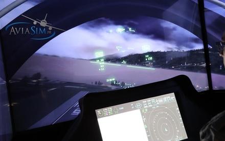 Pack simulateur d'avion de chasse au choix dès 69 € avec Aviasim Paris Bercy