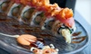 Nori - Wicker Park: $20 for $40 Worth of Sushi and Japanese Food at Nori