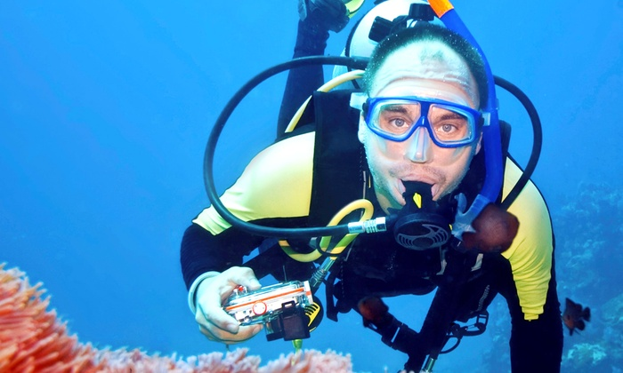 North American Divers Company - Sumner: Discover Scuba Class for One or Two at North American Divers Company (Up to 54% Off)