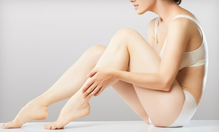 Six laser hair removal sessions on a small area