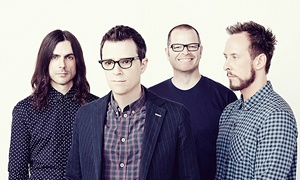 The Big Orlando Featuring Fall Out Boy, Weezer, Young The Giant, And More On December 7 (up To 36% Off)