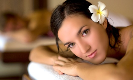 60-Minute Swedish, Deep-Tissue, Tui Na, or Couples Massage at Graceful Services (Up to 55% Off)