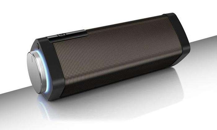 Philips Portable Bluetooth Shoqbox Speaker (SB7100): Philips Portable Bluetooth Shoqbox Speaker (SB7100). Free Returns.