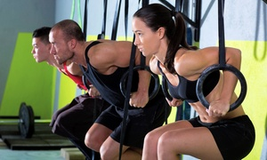 Blaze Fitness: 10 or 20 Cross-Training Fitness Classes at Blaze FItness (Up to 73% Off)