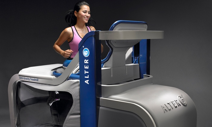 Restore Physical Therapy and Wellness, LLC - Hadley: Three or Five Anti-Gravity Treadmill Sessions at Restore Physical Therapy and Wellness, LLC (Up to 69% Off)