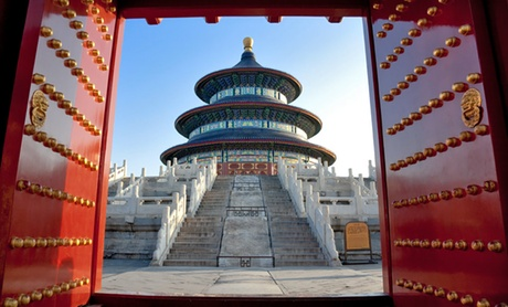 Explore Historic China on Tour with Airfare