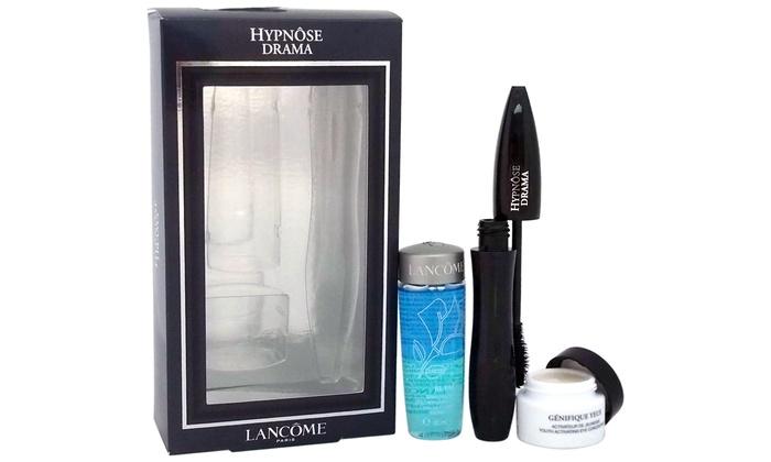 e64d4603271 Lancôme Hypnose Drama Eye Makeup 3-Piece Set   Groupon