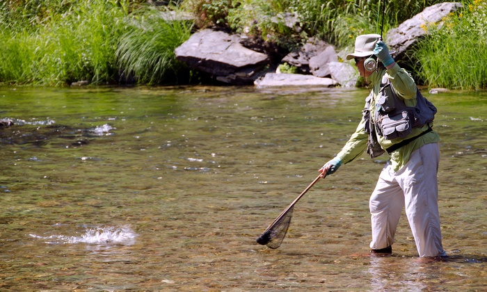 Fly-Tying Class at a Fishing Shop - Gig Harbor: Tie Your Own Flies with a Prolific Fly-Fishing Author