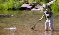 GROUPON: Tie Your Own Flies with a Prolific Fly-Fishing Author Fly-Tying Class at a Fishing Shop