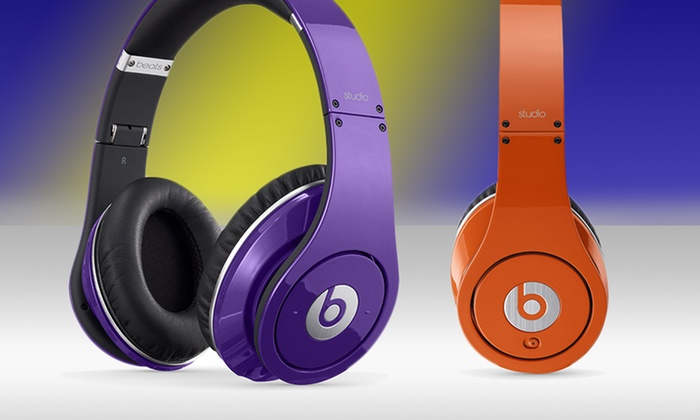 Beats By Dr. Dre – Beats Studio Over-the-Ear Headphones: Beats By Dr. Dre – Beats Studio Headphones. Multiple Colors. Free Returns.