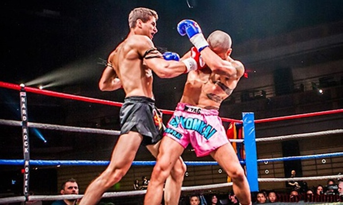 Bounded Fist Muay Thai - Arizona Event Center: Bounded Fist Muay Thai Event for Two or Four at Arizona Event Center on September 21 or December 14 (Up to 61% Off)
